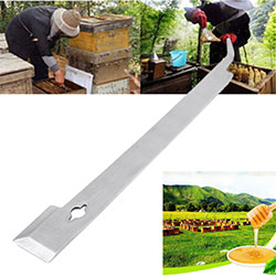 11 Inch Stainless Steel J Hook Hive Tool Uncapping Knife